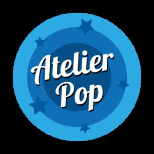 LOGO ATELIER POP1